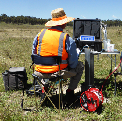 Groundwater and surface water monitoring is conducted by Codyhart Environmental for Armidale Dumaresq Council for their landfill.